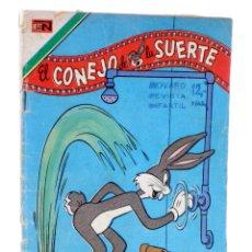 Tebeos: EL CONEJO DE LA SUERTE BUGGS BUNNY 483. NOVARO, 1976. SERIE ÁGUILA. Lote 213398622