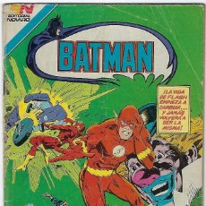 Tebeos: BATMAN - SERIE AVESTRUZ - AÑO I - Nº 3-11, OCTUBRE 15 DE 1981 ***EDITORIAL NOVARO MEXICO***. Lote 203994557
