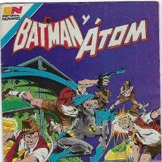 Tebeos: BATMAN - SERIE AVESTRUZ - AÑO I - Nº 3-10, SEPTIEMBRE 18 DE 1981 ***EDITORIAL NOVARO MEXICO***. Lote 203994760