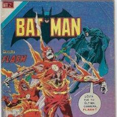 Tebeos: BATMAN - SERIE AVESTRUZ - AÑO I - Nº 3-2, FEBRERO 6 DE 1981 ***EDITORIAL NOVARO MEXICO***. Lote 203995953