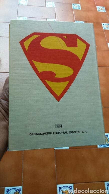 Tebeos: SUPERMAN EXTRA 1 EDITORIAL NOVARO LIBRO COMIC BUEN ESTADO - Foto 2 - 204068925