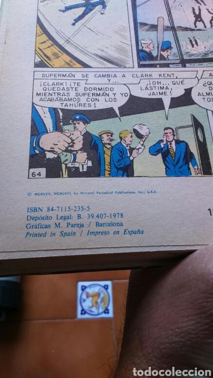 Tebeos: SUPERMAN EXTRA 1 EDITORIAL NOVARO LIBRO COMIC BUEN ESTADO - Foto 11 - 204068925
