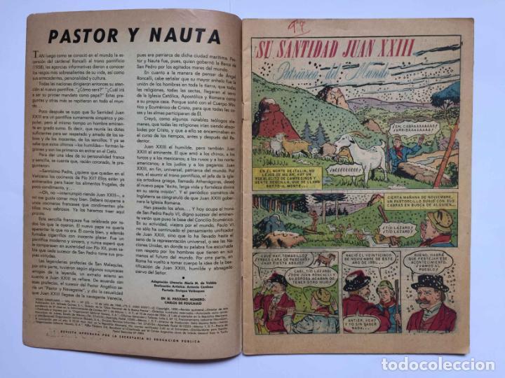 Tebeos: Cómic: JUAN XXIII (Edit. Novaro -México-) 1968, nº 273 ¡ORIGINAL! ¡Coleccionista! - Foto 2 - 204103910