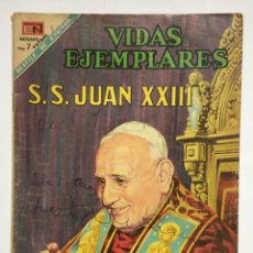 Tebeos: CÓMIC: JUAN XXIII (EDIT. NOVARO -MÉXICO-) 1968, Nº 273 ¡ORIGINAL! ¡COLECCIONISTA!. Lote 204103910