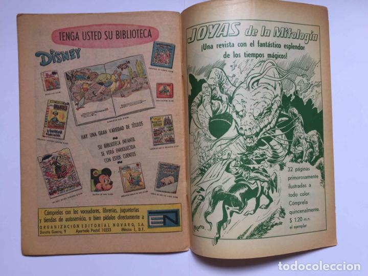 Tebeos: Cómic: MIS ADORABLES SOBRINOS (Edit. Novaro -México-) 1971, nº 191 ¡ORIGINAL! ¡Coleccionista! - Foto 4 - 204104686