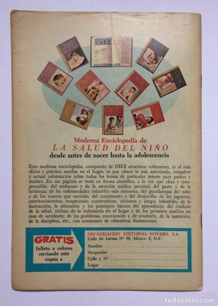 Tebeos: Cómic: MIS ADORABLES SOBRINOS (Edit. Novaro -México-) 1971, nº 191 ¡ORIGINAL! ¡Coleccionista! - Foto 5 - 204104686
