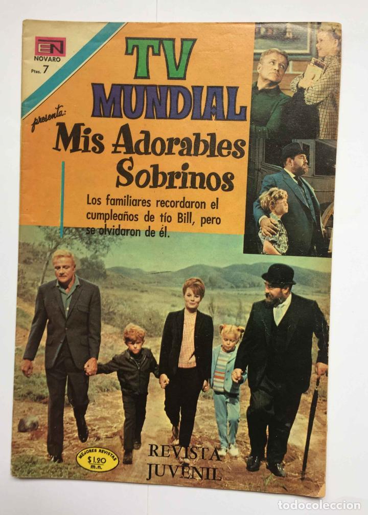 CÓMIC: MIS ADORABLES SOBRINOS (EDIT. NOVARO -MÉXICO-) 1971, Nº 191 ¡ORIGINAL! ¡COLECCIONISTA! (Tebeos y Comics - Novaro - Otros)