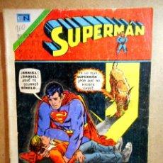 Tebeos: SUPERMAN Nº 960. Lote 204185165