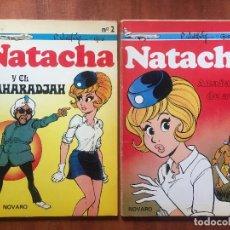 Tebeos: NATACHA. Lote 204801096