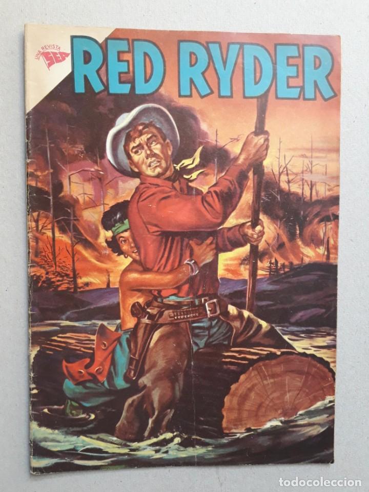 RED RYDER N° 91 - ORIGINAL EDITORIAL NOVARO (Tebeos y Comics - Novaro - Red Ryder)
