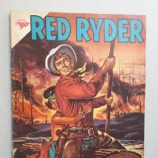 Tebeos: RED RYDER N° 91 - ORIGINAL EDITORIAL NOVARO. Lote 204987693