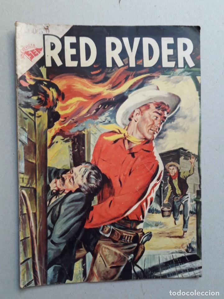 RED RYDER N° 16 - ORIGINAL EDITORIAL NOVARO (Tebeos y Comics - Novaro - Red Ryder)