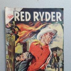 Tebeos: RED RYDER N° 16 - ORIGINAL EDITORIAL NOVARO. Lote 204987983