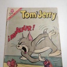 Tebeos: TOM Y JERRY. AÑO NUMERO EXTRAORDINARIO. 1966 MEXICO. ED.: NOVARO. BARCELONA. Lote 204996497