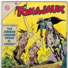 Giornalini: TOMAJAUK - AÑO IX - Nº 102, FEBRERO 1º DE 1964 *** NOVARO MÉXICO ***. Lote 205113403