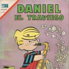 Tebeos: DANIEL EL TRAVIESO TEBEO COMIC EDITORIAL EN NOVARO Nº 47 AÑO 1967. Lote 205126792