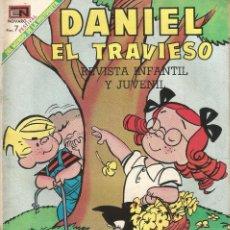 Tebeos: DANIEL EL TRAVIESO REVISTA INFANTIL TEBEO COMIC EDICIONES EN NOVARO Nº 59 AÑO 1969. Lote 205127913