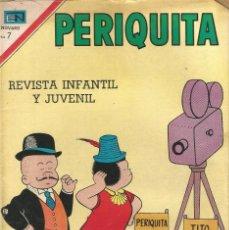 Tebeos: PERIQUITA REVISTA INFANTIL TEBEO COMIC EDICIONES EN NOVARO Nº 104 AÑO 1969. Lote 205128228