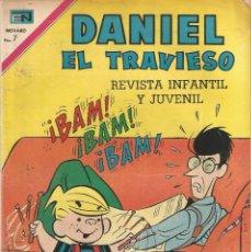 Tebeos: DANIEL EL TRAVIESO REVISTA INFANTIL TEBEO COMIC EDICIONES EN NOVARO Nº 84 AÑO 1971. Lote 205128398