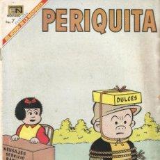 Tebeos: PERIQUITA REVISTA INFANTIL TEBEO COMIC EDICIONES EN NOVARO Nº 96 AÑO 1969. Lote 205128622