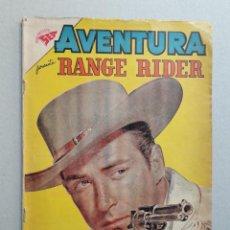 Giornalini: AVENTURA N° 152 - RANGE RIDER - ORIGINAL EDITORIAL NOVARO. Lote 205139465