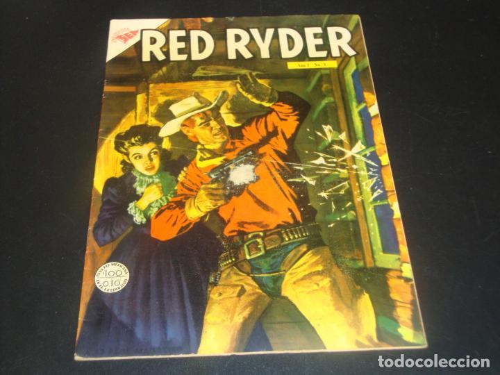 RED RYDER 3 (Tebeos y Comics - Novaro - Red Ryder)