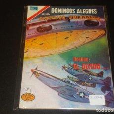 Livros de Banda Desenhada: DOMINGOS ALEGRES PLATILLOS VOLADORES SERIE AGUILA MUY BUEN ESTADO 2-1374. Lote 205474550