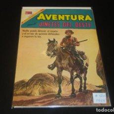 Livros de Banda Desenhada: AVENTURA JINETES DEL OESTE 580. Lote 205534001