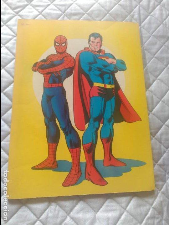 Tebeos: Supermán VS Spiderman 225 peseta en EXCELENTE ESTADO. - Foto 2 - 205563147