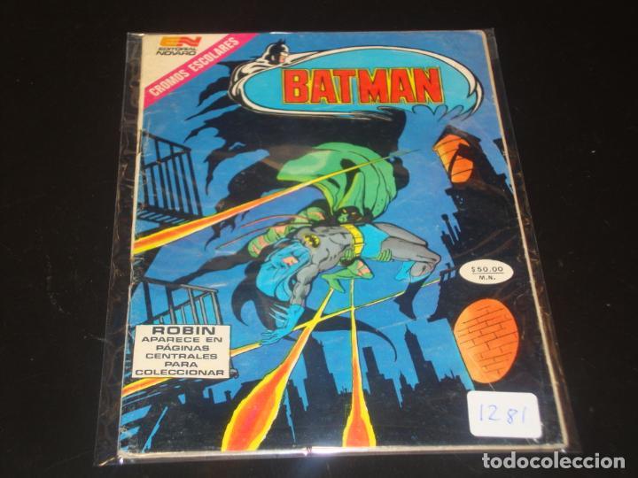 BATMAN SERIE AGUILA 1281 BUEN ESTADO (Tebeos y Comics - Novaro - Batman)