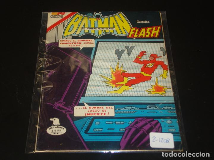 BATMAN SERIE AGUILA 2-1208 (Tebeos y Comics - Novaro - Batman)