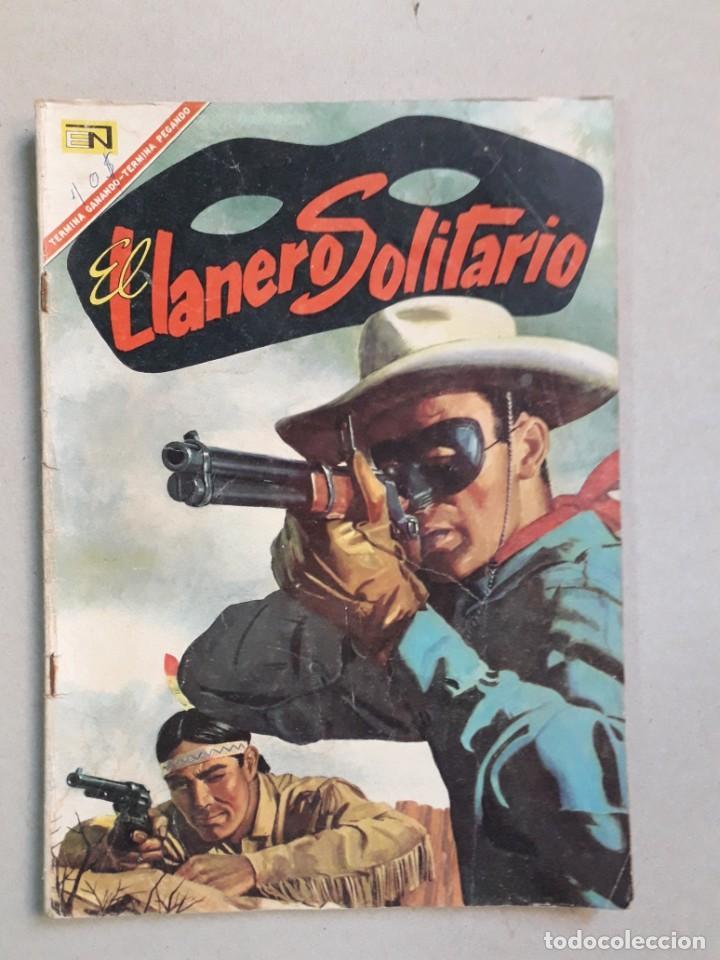 EL LLANERO SOLITARIO N° 173 - ORIGINAL EDITORIAL NOVARO (Tebeos y Comics - Novaro - El Llanero Solitario)