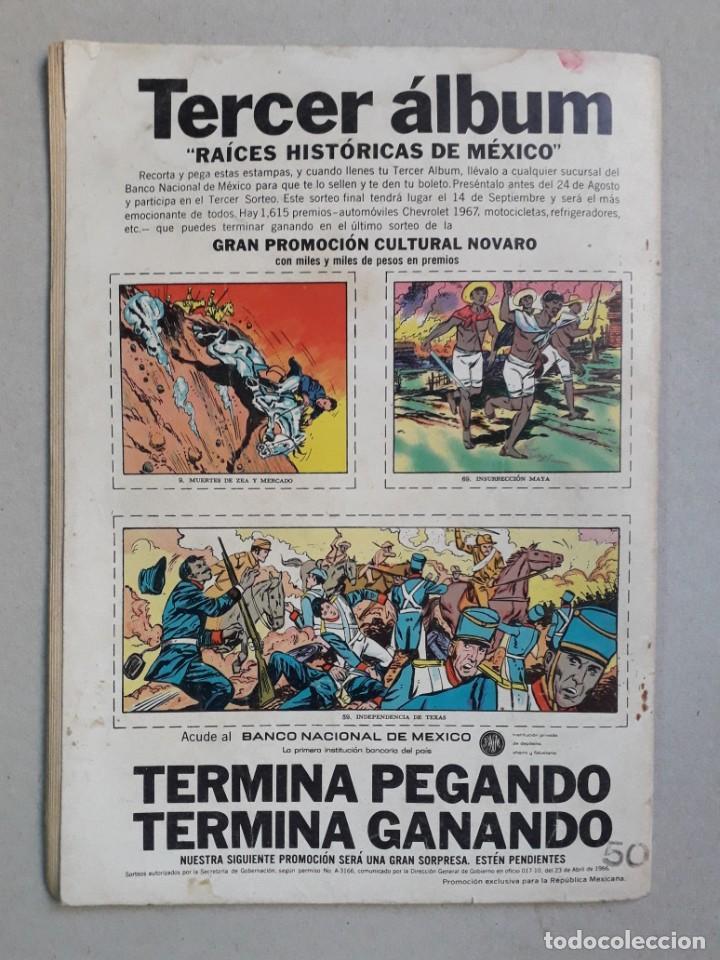 Tebeos: El llanero solitario n° 173 - original editorial Novaro - Foto 4 - 205657542