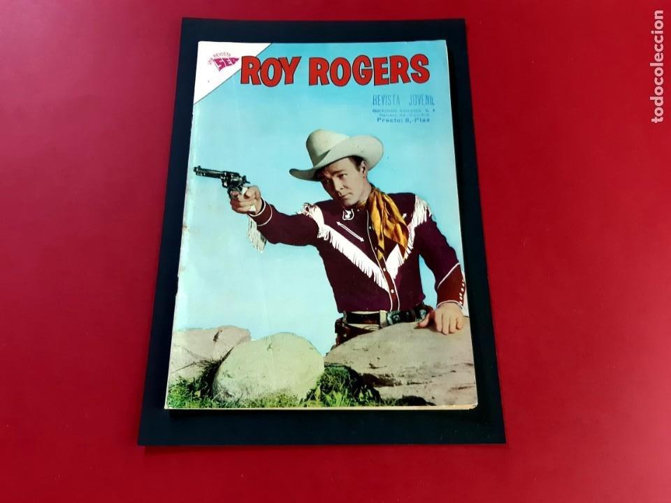 ROY ROGERS Nº 127 EXCELENTE ESTADO (Tebeos y Comics - Novaro - Roy Roger)