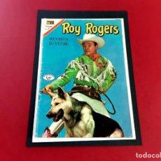 Tebeos: ROY ROGERS Nº 213 EXCELENTE ESTADO. Lote 205667298