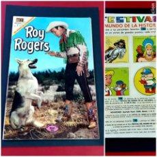 Tebeos: ROY ROGERS Nº 203 EXCELENTE ESTADO. Lote 205667697