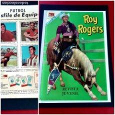 Tebeos: ROY ROGERS Nº 194 EXCELENTE ESTADO. Lote 205668516