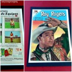 Tebeos: ROY ROGERS Nº 186 EXCELENTE ESTADO. Lote 205669410