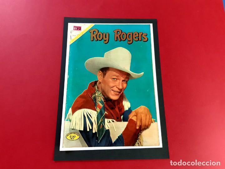 ROY ROGERS Nº 251 EXCELENTE ESTADO (Tebeos y Comics - Novaro - Roy Roger)