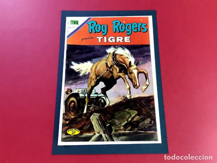 ROY ROGERS Nº 258 EXCELENTE ESTADO (Tebeos y Comics - Novaro - Roy Roger)