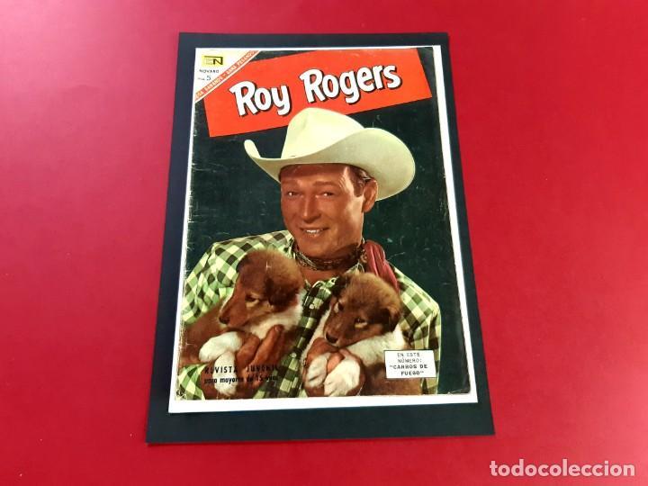 ROY ROGERS Nº 174 EXCELENTE ESTADO (Tebeos y Comics - Novaro - Roy Roger)