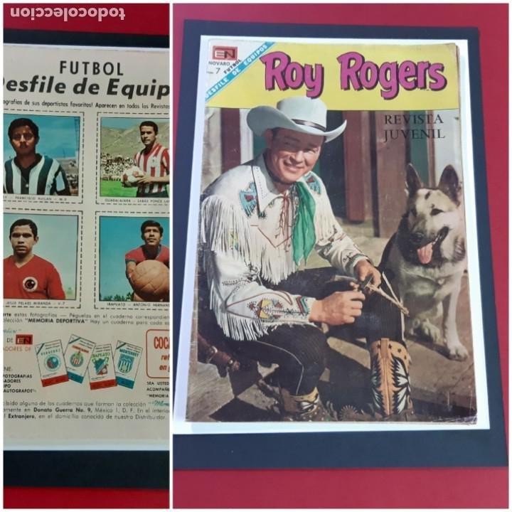 ROY ROGERS Nº 193 EXCELENTE ESTADO (Tebeos y Comics - Novaro - Roy Roger)