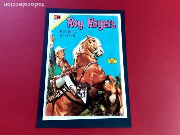 ROY ROGERS Nº 209 EXCELENTE ESTADO (Tebeos y Comics - Novaro - Roy Roger)