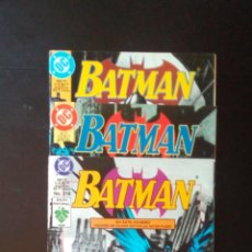 Tebeos: BATMAN - DESTRUCTOR 1,2,3. Lote 205694036