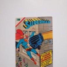 Tebeos: SUPERMÁN - Nº 623 - ETERNO EL COLOSO INMORTAL - NOVARO 1967. Lote 205714722