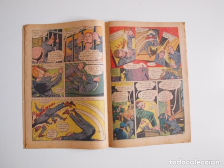 Tebeos: SUPERMÁN - Nº 791 - LOS PUÑOS DEMOLEDORES DE JAIME OLSEN - NOVARO 1970 - Foto 4 - 205717778