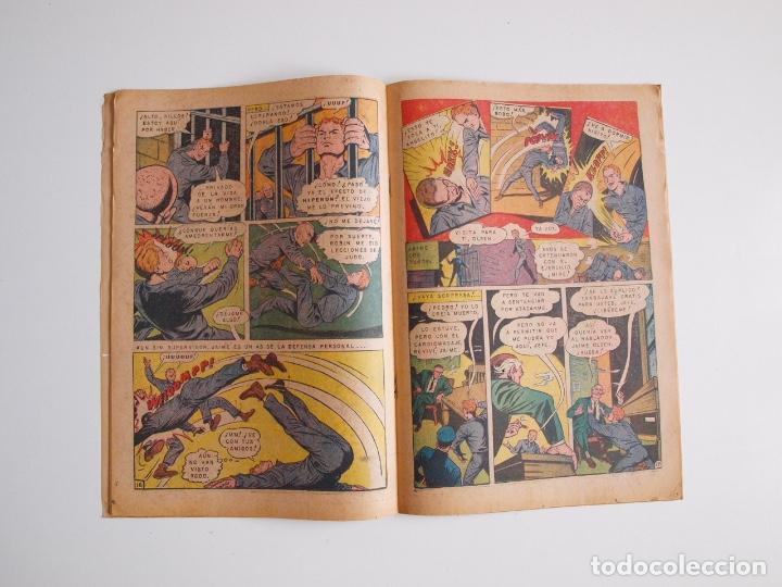 Tebeos: SUPERMÁN - Nº 791 - LOS PUÑOS DEMOLEDORES DE JAIME OLSEN - NOVARO 1970 - Foto 5 - 205717778
