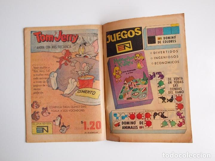 Tebeos: SUPERMÁN - Nº 791 - LOS PUÑOS DEMOLEDORES DE JAIME OLSEN - NOVARO 1970 - Foto 6 - 205717778