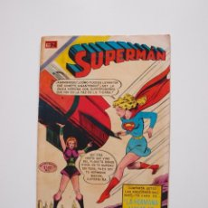 Tebeos: SUPERMÁN - Nº 792 - LA HERMANA MAYOR DE SUPERNIÑA - NOVARO 1970. Lote 205718932