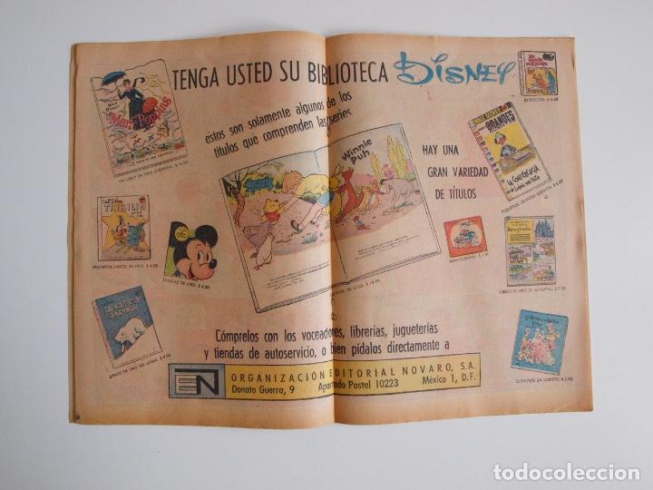 Tebeos: SUPERMÁN - Nº 792 - LA HERMANA MAYOR DE SUPERNIÑA - NOVARO 1970 - Foto 3 - 205718932